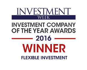 Investment company of the year 2016